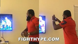 """ADRIEN BRONER REACTS TO WILDER VS. FURY DRAMATIC FINAL ROUND: """"DON'T F THE MONEY UP"""""""