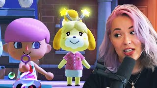 My reaction to the NEW Update #AnimalCrossing