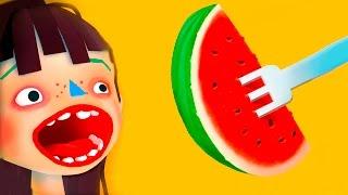 ГОТОВКА ЧЕЛЛЕНДЖ #6 смешная, веселая, развлекательная игра для детей / делаем вкусняшки #ПУРУМЧАТА
