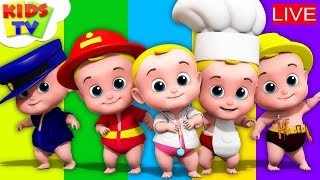 Nursery Rhymes For Kids | Kids Songs | ABC Songs