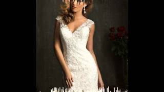 Mermaid & Trumpet Wedding Dresses | Mermaid Bridal Gowns | Mermaid Wedding Dresses