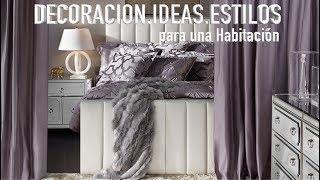 Dormitorios Ideas Para La Decoración De Tu Habitación DIY Stylish Bedroom Decorating Ideas