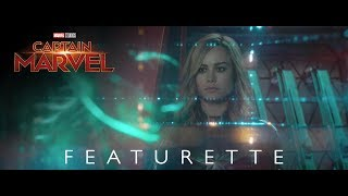 VIDEO: Marvel's CAPTAIN MARVEL – Cast Featurette