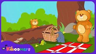 Teddy Bear Picnic | Children Songs | Rhymes Songs | The Kiboomers