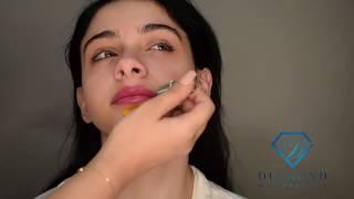 DIAMOND makeup tutorial