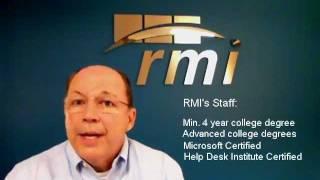Who Is RMI?