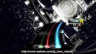 DJ Hero - Expert Mode - I Heard It Through the Grapevine vs Feel Good Inc.