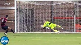 Stanford v. Clemson: Full PK sequence in 2019 NCAA men's soccer quarterfinals