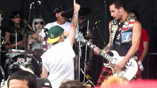 Angry Samoans Hit Me Baby One More Time/Time Has Come Today/Haizman's Brain - 06/27/10: Ventura, CA