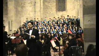 """G. F. Händel, Ode for St. Cecilia's day - """"The Trumpet's loud clangour"""", """"March"""""""