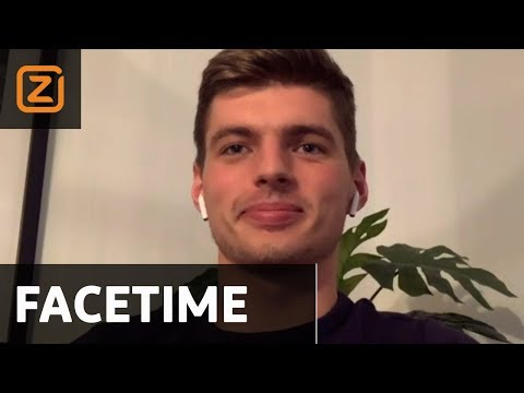 Video | Facetime met Verstappen over corona, simracen en Melbourne