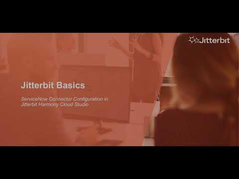 Jitterbit Basics - ServiceNow to FTP