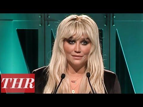 Kesha Full Speech: