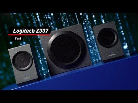 PC-Boxen mit Bluetooth: Logitech Z337 im Test