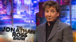 Barry Manilow Responds To Accusations - The Jonathan Ross Show
