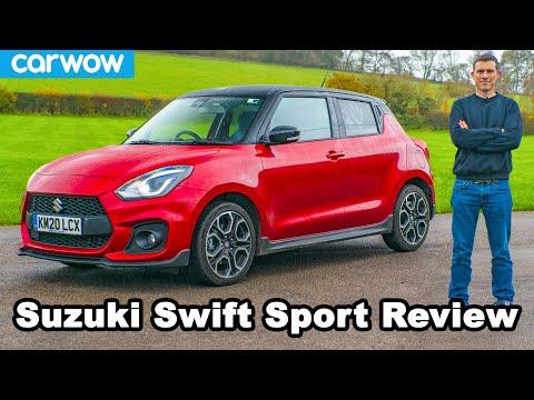 Suzuki Swift Sport review - a budget Toyota GR Yaris?