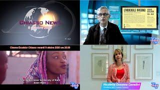 'Chiasso News 8 ottobre 2020' episoode image
