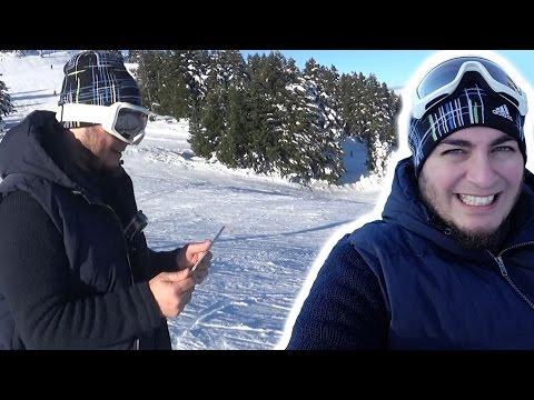 Kayak Yaparken Oyun Oynadım!