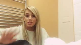 Pia Mia - Touched & Calvin Harris - How deep is your love cover