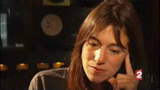 Charlotte Gainsbourg - IRM long interview on france2.fr - part 2/2