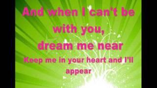 Hannah Montana- Right here lyrics