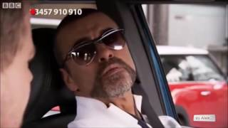 "GEORGE MICHAEL in James Cordens Carpool Karaoke ""I'm your man"" a tribute 1963-2016a tribute"