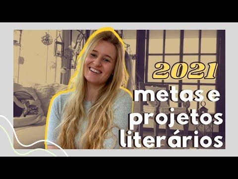 METAS E PROJETOS LITERÁRIOS DE 2021 | Laura Brand