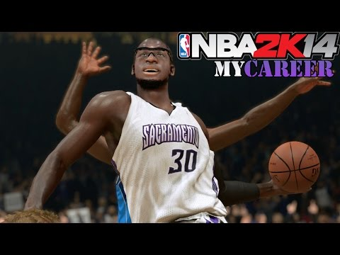 PS4 NBA 2K14 MyCAREER Playoffs Athletic SF!: Put Em In A Coffin!
