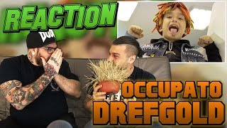 DREFGOLD - OCCUPATO | RAP REACTION 2017 | ARCADE BOYZ