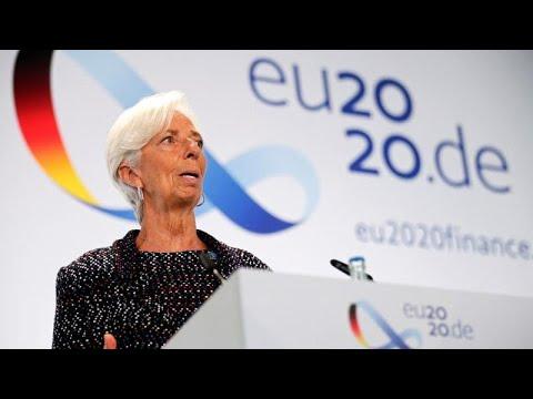 Διαγραφή χρέους της πανδημίας ζητεί η Ιταλία από την ΕΚΤ …