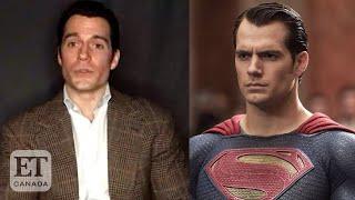 Henry Cavill Talks Snyder Cut Of Justice League