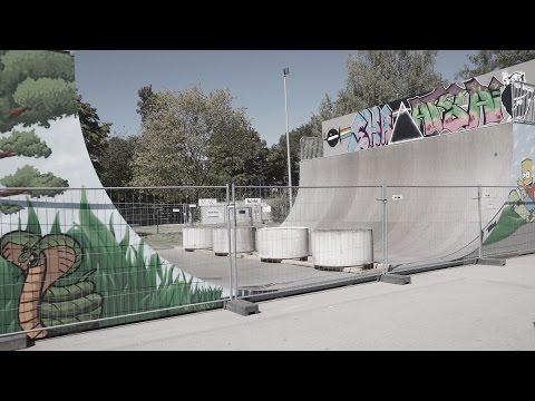 Stress im Skatepark Pullach: Warum Münchens einzige Halfpipe gesperrt ist II PULS Playground