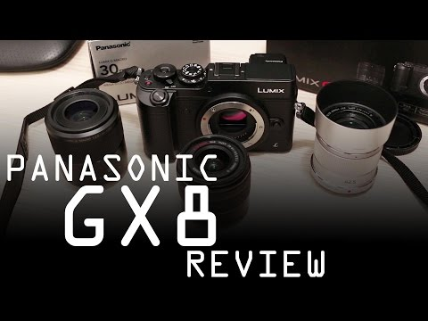Panasonic Lumix DMC GX8 review