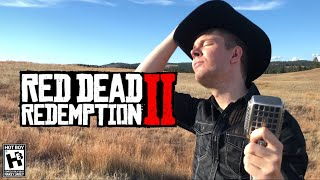 Red Dead Redemption 2 Comes Out Tonight (Music Video)