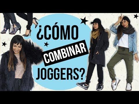 ¿Cómo usar JOGGERS?