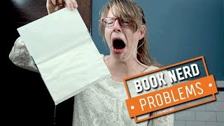 Book Nerd Problems | The Unthinkable