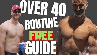Best Routine For Men Over 40    Beginners