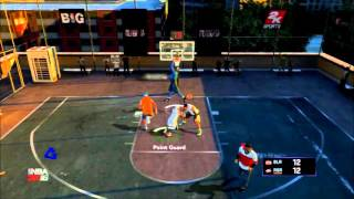 NBA 2K16 PS3 Blacktop: Testing New Jumper and Featuring ThaOnly1