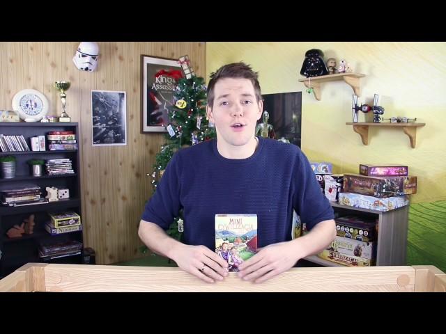 Gry planszowe uWookiego - YouTube - embed YDzcr759MMM
