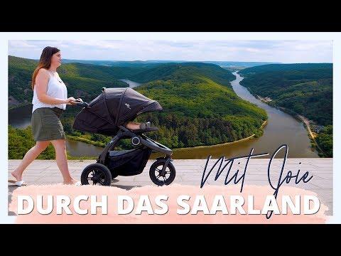 DER BESTE KINDERWAGEN FÜR STADT & LAND | Joie Crosster Signature Buggy Test |JackieLina