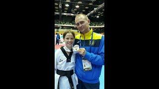 История чемпионки мира по паратхэквондо  (Viktoria Marchuk)