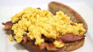 How To Make Scrambled Eggs – Video Recipe