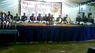 Al Mubarak Syair Nurul Huda  Versi India Hardil Jo Pyar Karega.mp4