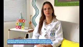 Balanço Geral TV Record - Aprovação Escolar