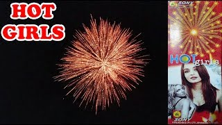 Hot Girls From Sony Fireworks - Large Aerial Shell Sky Shot Diwali Cracker