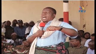 Don't mediate rape cases, Matiang'i warns chiefs - VIDEO
