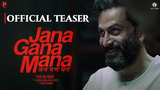 Jana Gana Mana - Official Teaser