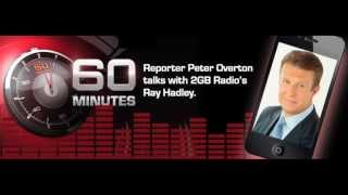 AUDIO: Reporter Peter Overton speaks with 2GB Radio's Ray Hadley