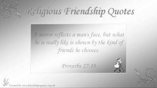 Religious Friendship Quotes