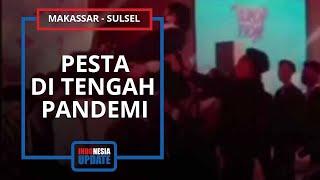 Viral Video Pesta Prom Night Anak SMK di Makassar, Asyik Joget Berkerumun dan Tak Pakai Masker